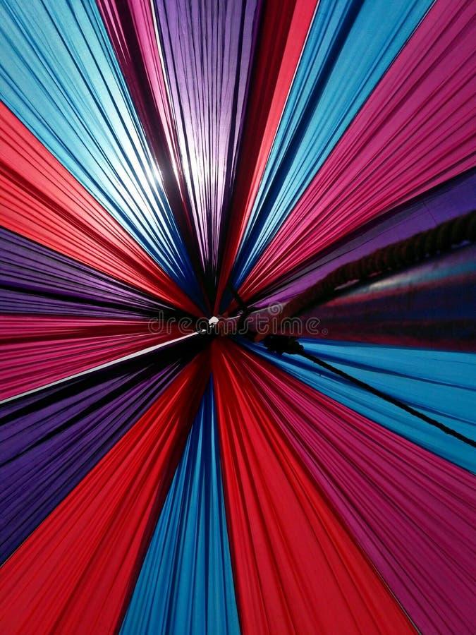 Namiotowi Colours zdjęcia royalty free