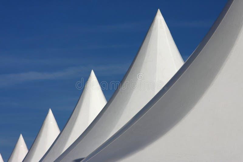 namioty biały zdjęcia stock