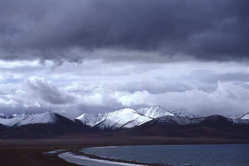 Namtso Lake, Cloud Stock Photos