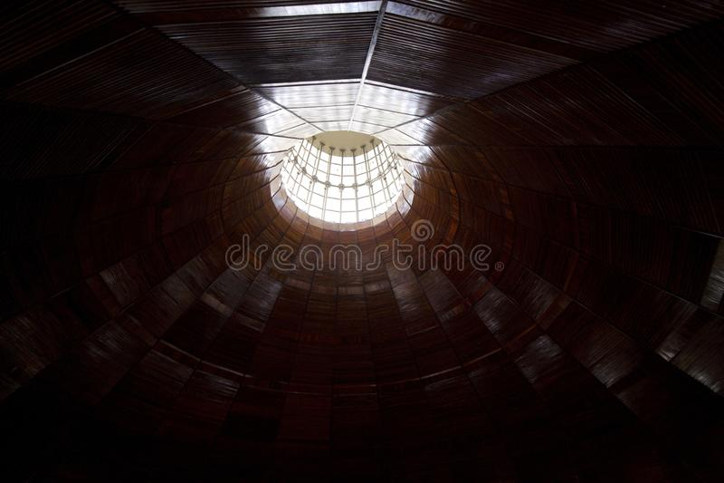 Namugongo Ουγκάντα εκκλησιών μαρτύρων στοκ φωτογραφία με δικαίωμα ελεύθερης χρήσης