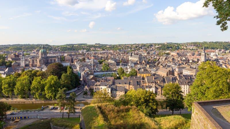 Namur Bélgica imagen de archivo libre de regalías