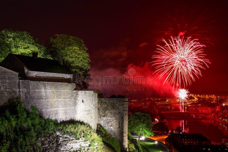Namur royalty free stock images