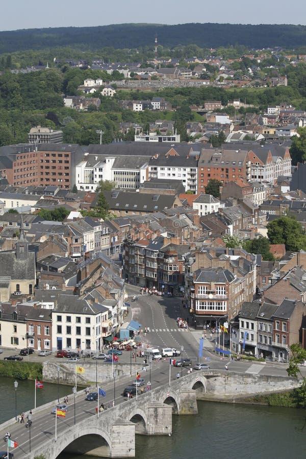 Download Namur em Bélgica imagem de stock. Imagem de belga, vista - 16860037