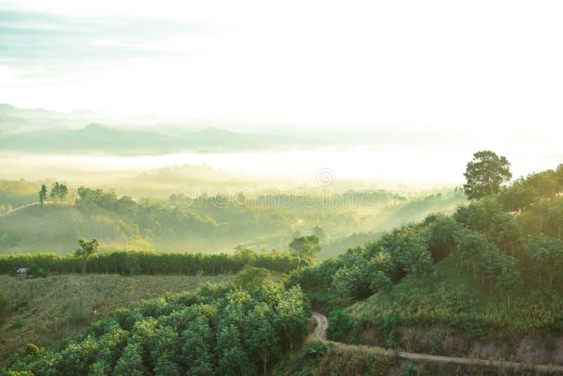 Nan Province stockbild
