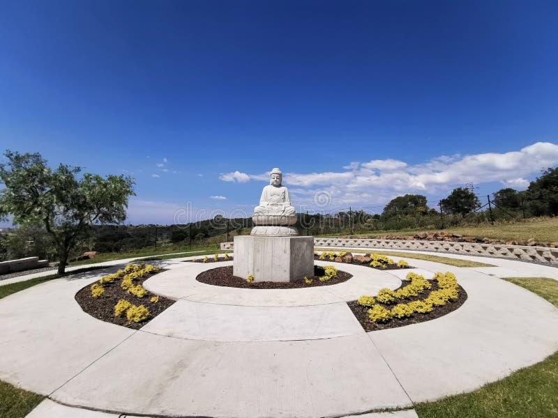 Nan Tien świątynia, Wollongong NSW Australia obraz stock
