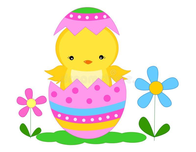 Nana de Pâques illustration libre de droits
