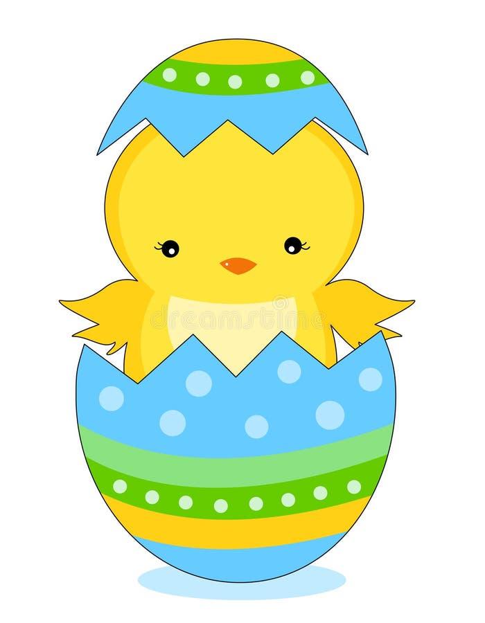 Nana de Pâques illustration de vecteur