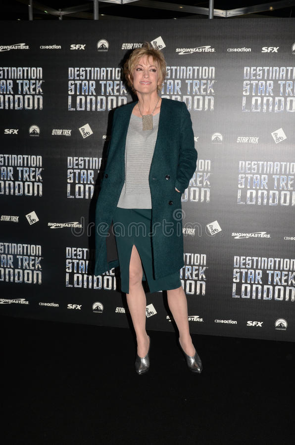 Download Nana Visitor At Destination Star Trek Editorial Stock Photo - Image: 27809028