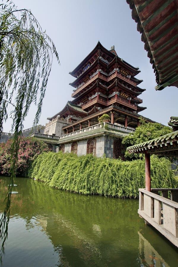 Download Nanchang, China, Poetic stock image. Image of building - 17115085