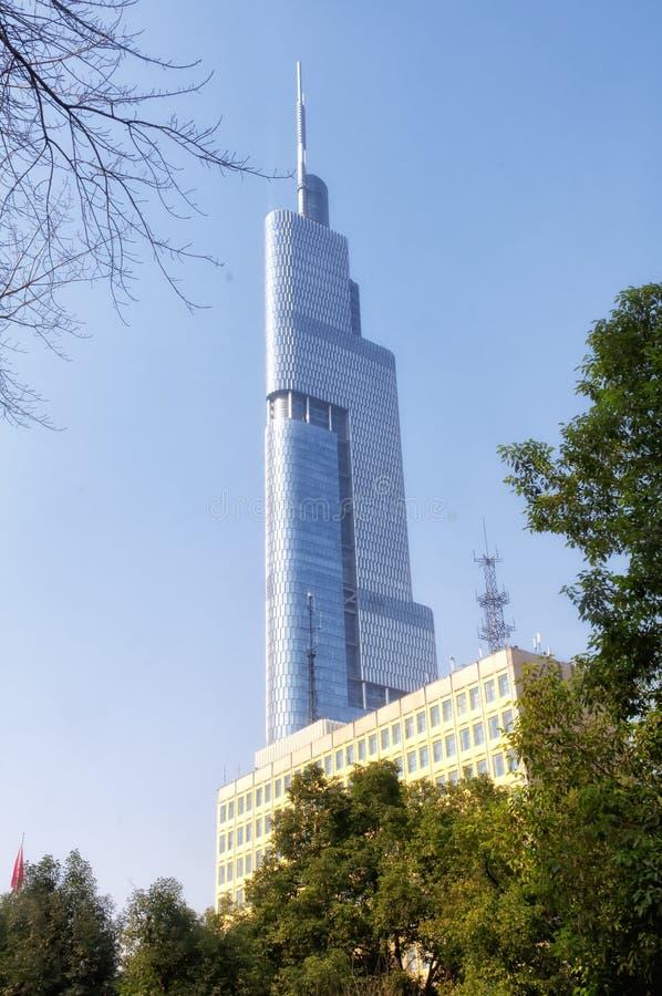 Nanchino Cina immagine stock