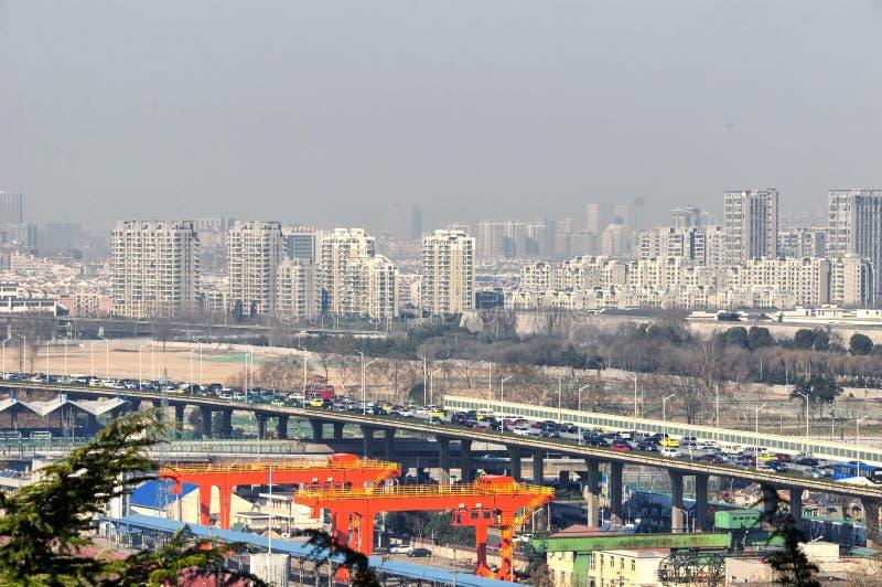 Nanchino Cina fotografia stock libera da diritti