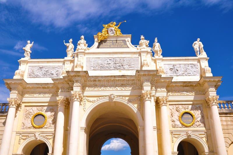 Nancy, Frankrijk royalty-vrije stock afbeelding