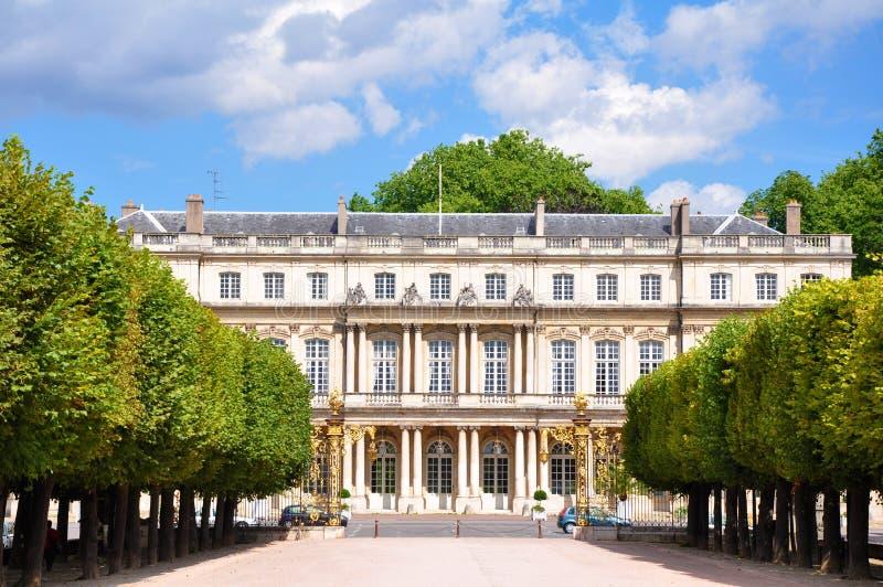 Nancy Frankrike royaltyfria bilder