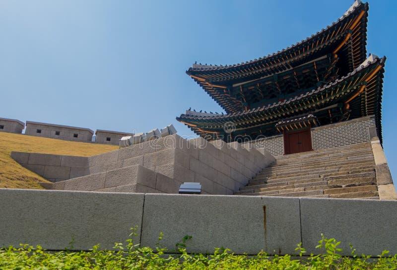 Nandaemun宫殿 库存图片