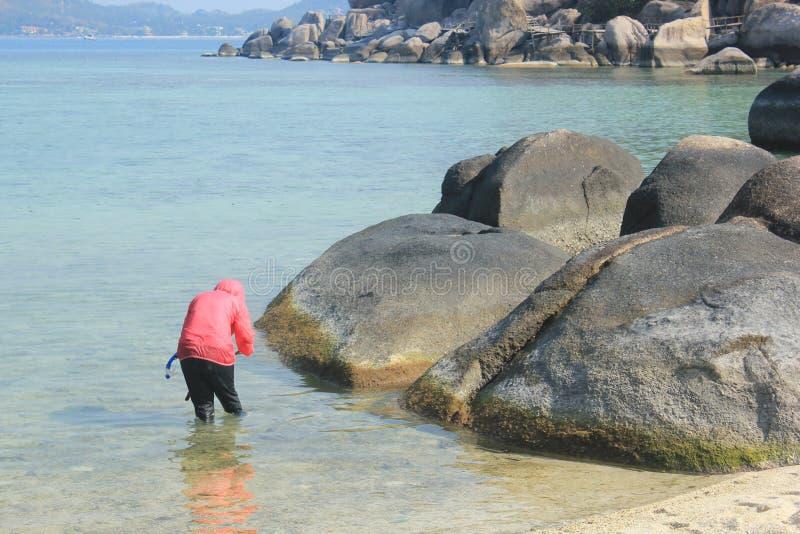 Nangyuan Island. royalty free stock image