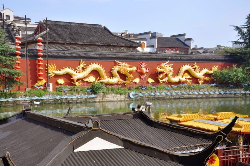 Download Nanjing Confucius Temple, China Editorial Stock Photo - Image: 25589763