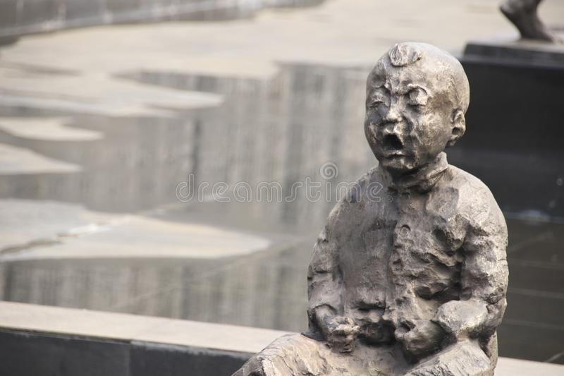 nanjing masakra obraz royalty free