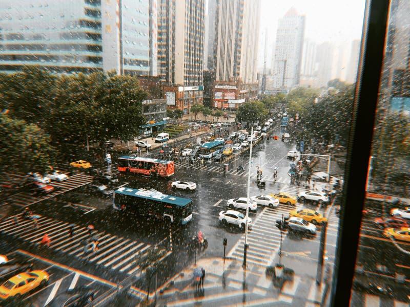 Nanjing o Nanking fotos de archivo libres de regalías