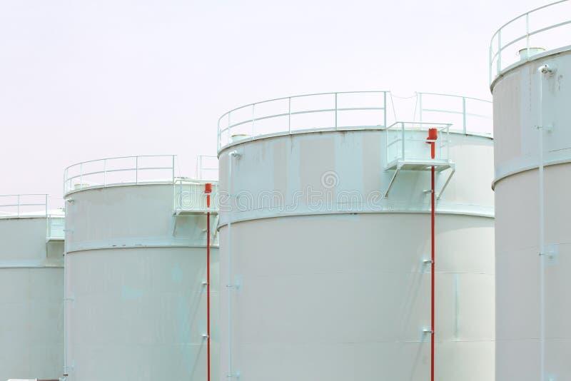 Download Nank d'huile photo stock. Image du mémoire, ferme, métal - 87700934