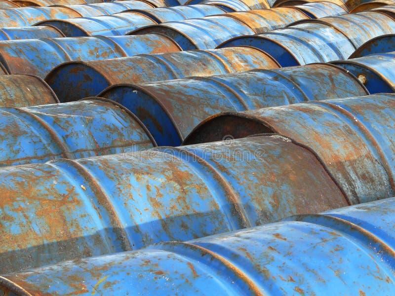 Nank del aceite foto de archivo libre de regalías