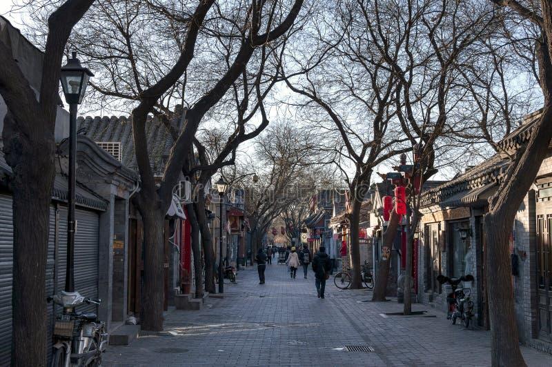 Nanluguxing van Peking stock afbeelding