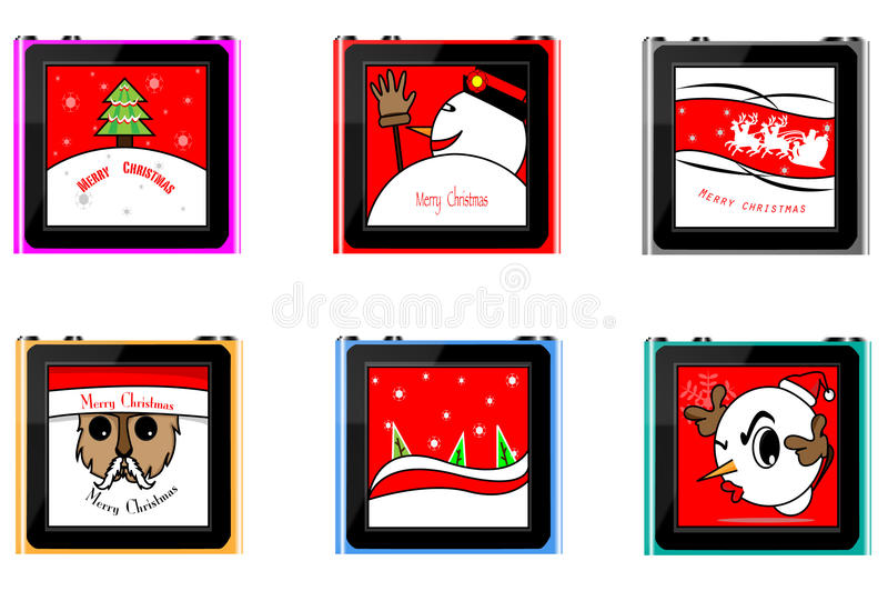 Download Nano Christmas editorial stock image. Illustration of present - 16998944