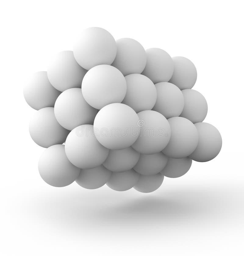 Nano Technologie vector illustratie