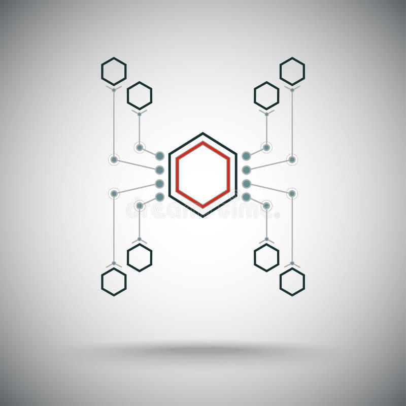 Download Nanobot. Red stock illustration. Illustration of consistency - 30341844