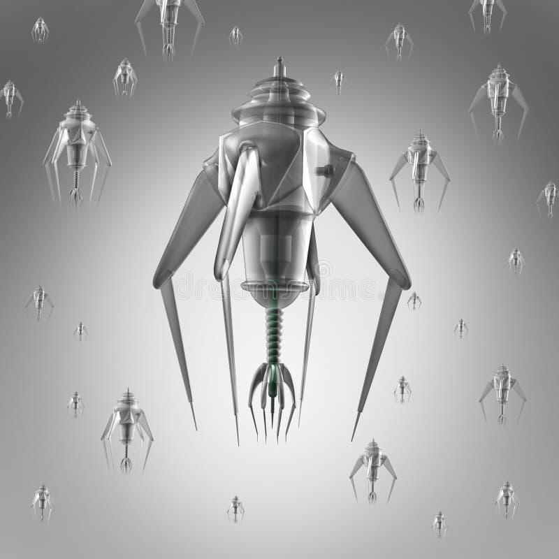 Nanomedicine libre illustration