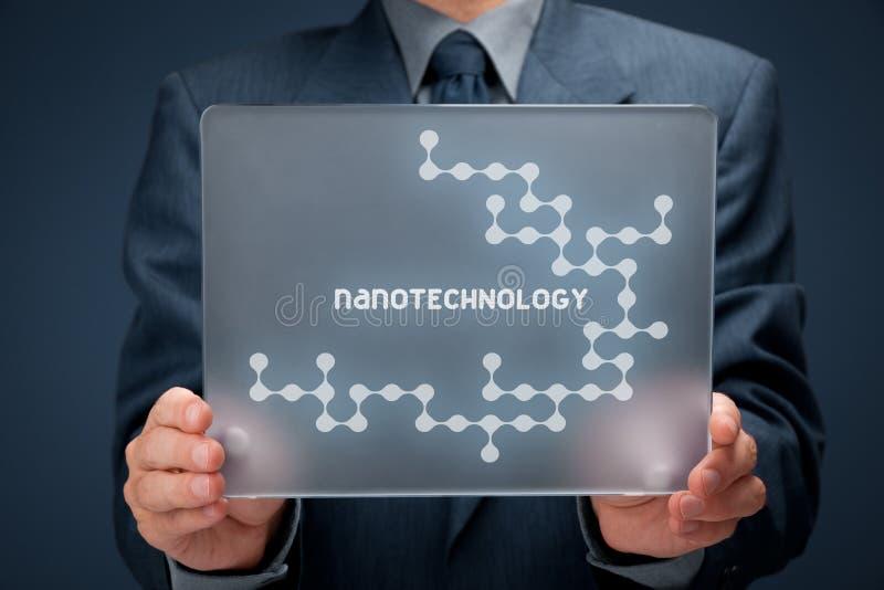 nanotechnologia obrazy stock