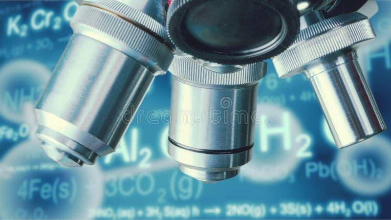 nanotechnologia obraz stock