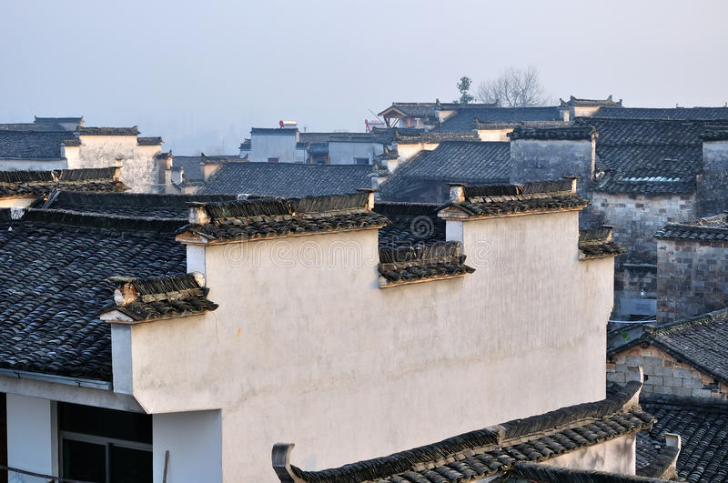 Nanping Village royalty free stock photo