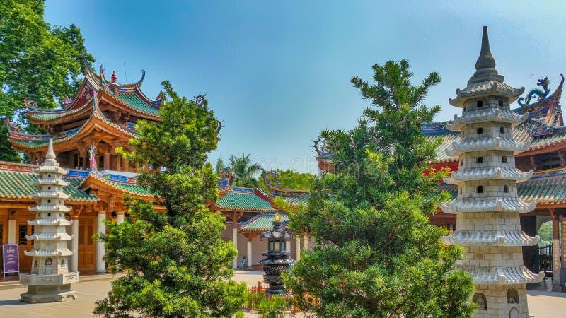 Nanputuo temple. China Xiamen Famous Nanputuo temple stock photography