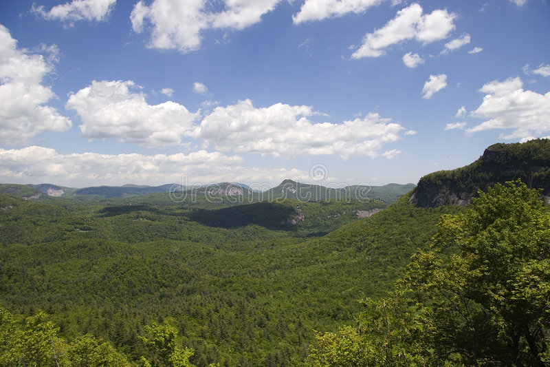 Nantahala National Forest royalty free stock image