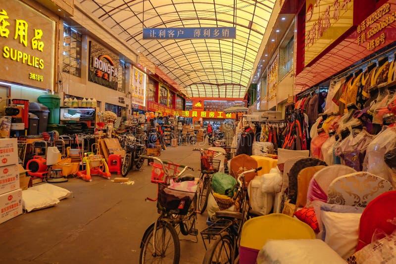 Nantian Międzynarodowego hotelu naczynia Wprowadzać na rynek w Guangzhou mieście Chiny fotografia royalty free