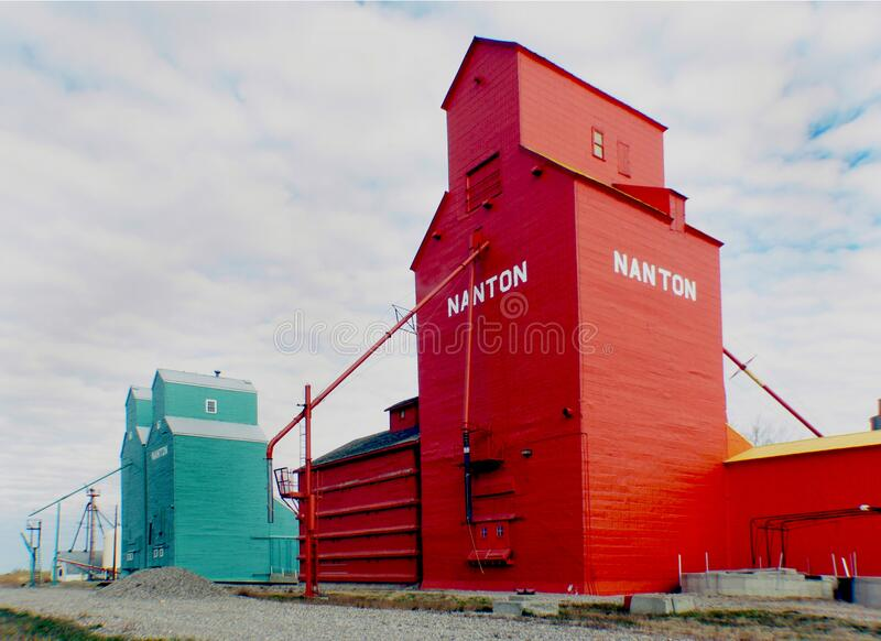 Nanton Alberta. Free Public Domain Cc0 Image