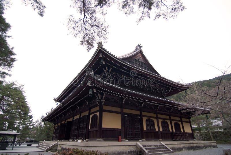 Nanzen-ji Temple stock photo