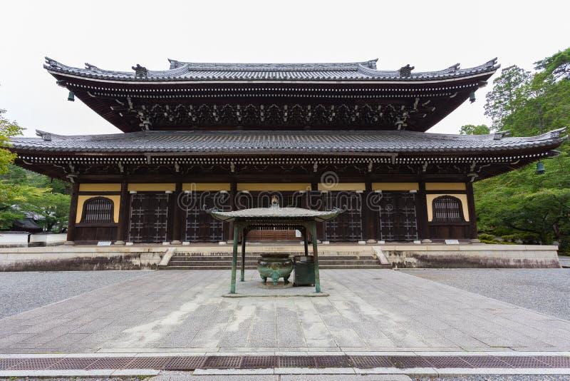 Nanzenji Temple stock photography