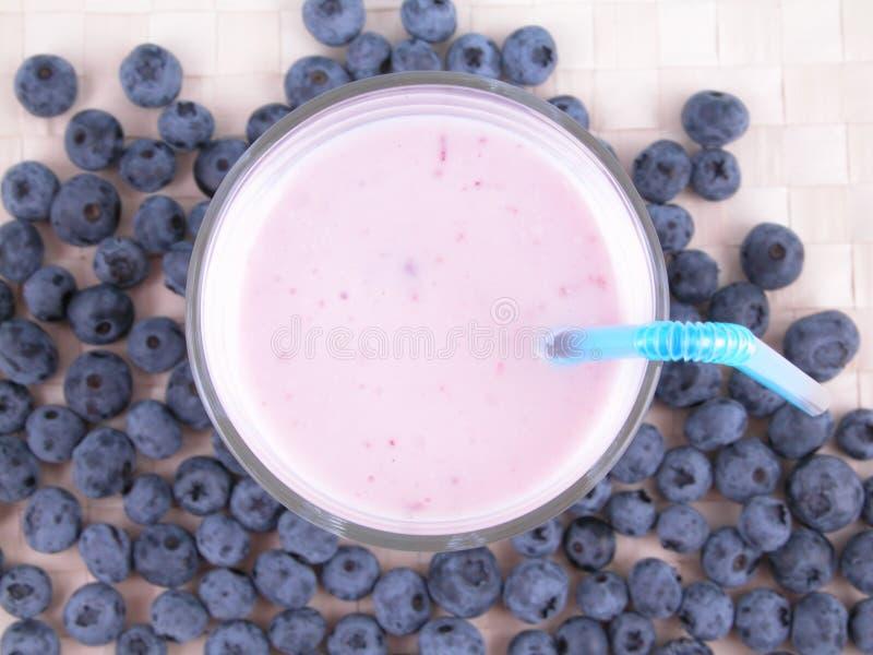 napój blueberry obraz royalty free