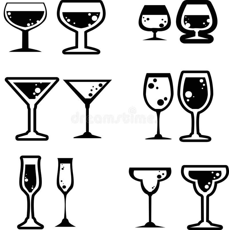 napój ikona ilustracji