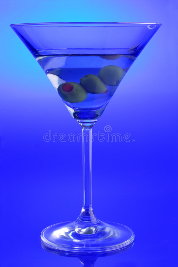 napój Martini fotografia royalty free