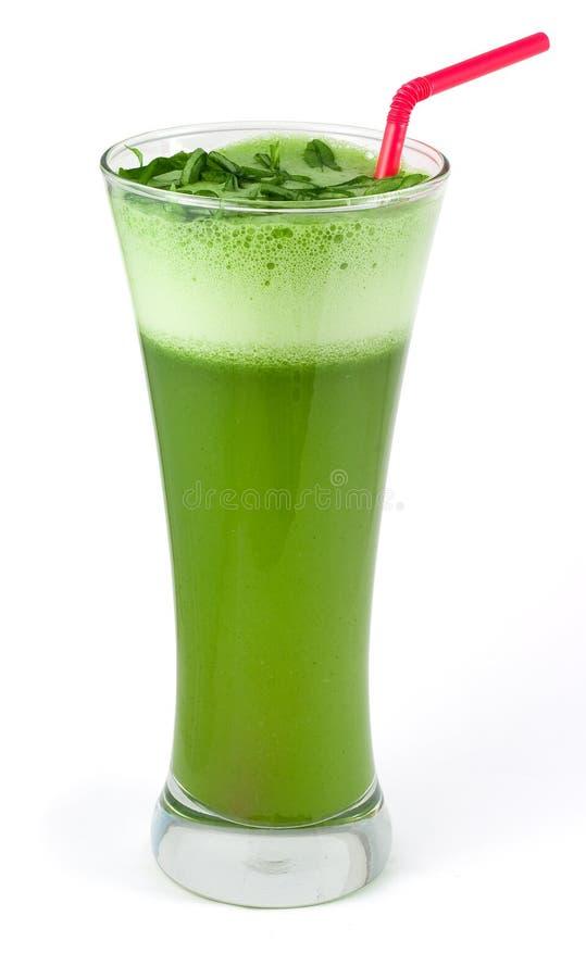 napój zieleń zdjęcia stock