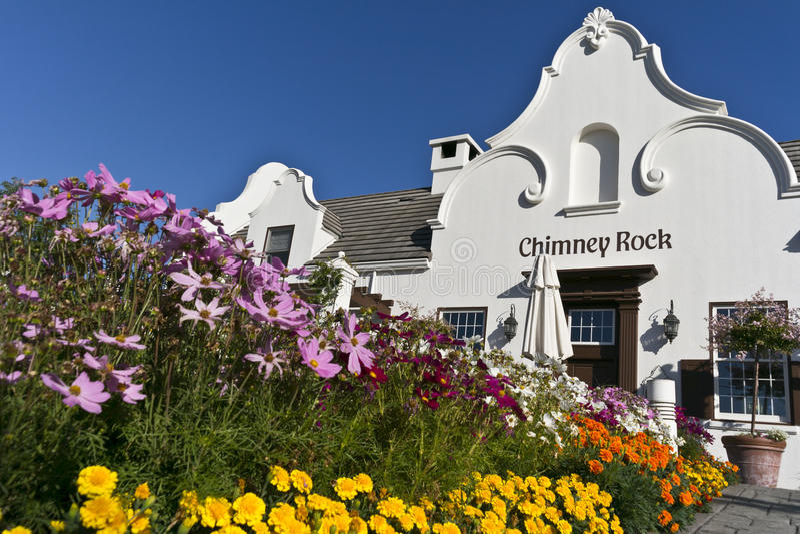 Napa Valley Winery royalty free stock photos