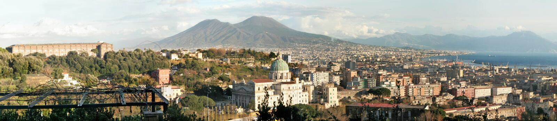 Napels, Italië stock fotografie