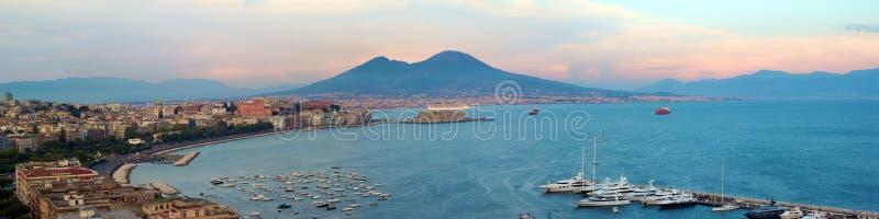 Napels, Italië stock foto's