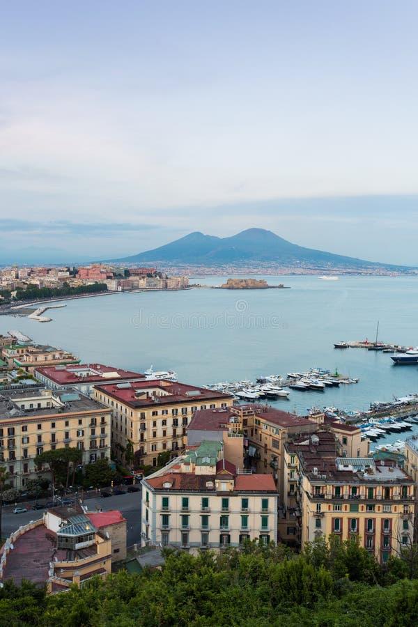 Napels, Italië stock afbeeldingen