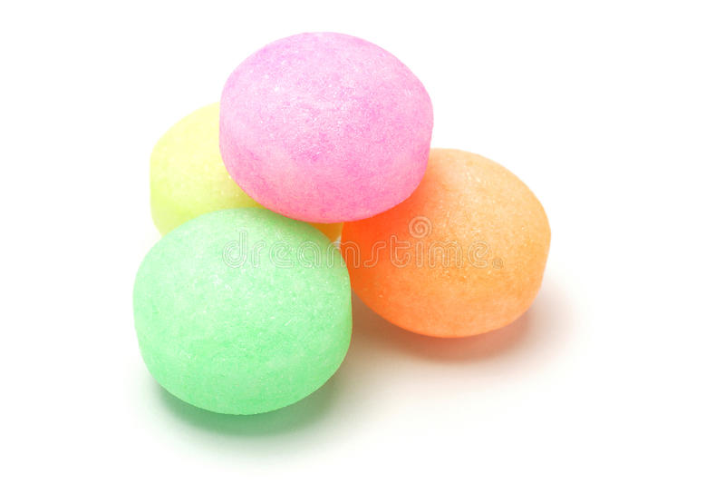 Naphthalene balls stock photos