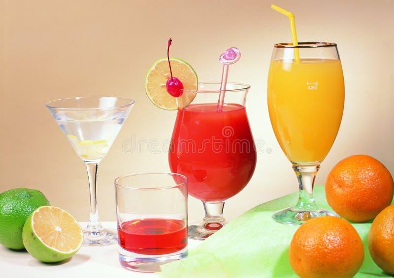 napić się soku obraz stock