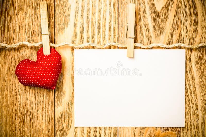 Napisz kilka słów miłości zdjęcie stock
