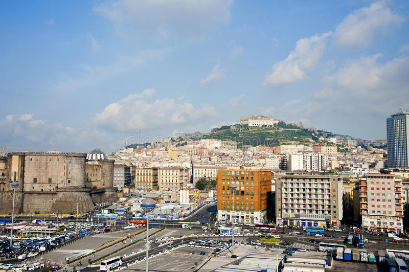 Download Naples stock photo. Image of water, vesuvius, view, seeing - 20915800
